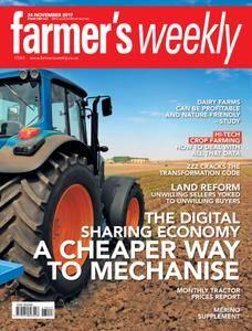 Farmer's Weekly - 24 November 2017