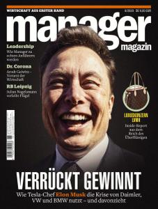 Manager Magazin - Juni 2020