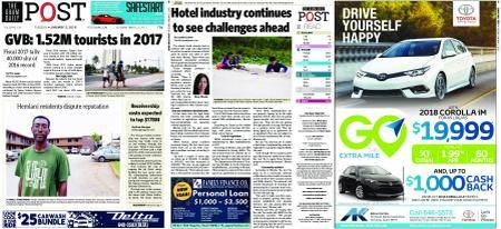 The Guam Daily Post – January 02, 2018