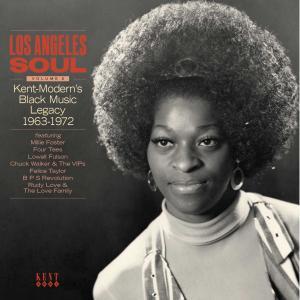 VA - Los Angeles Soul Volume 2: Kent-Modern's Black Music Legacy 1963-1972 (2019)