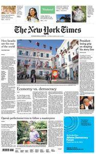 International New York Times - 05 May 2018