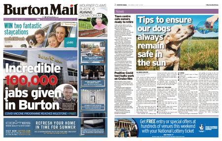 Burton Mail – June 05, 2021