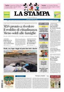 La Stampa Torino Provincia e Canavese - 9 Novembre 2018