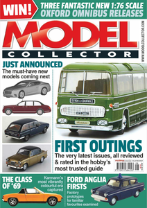 Model Collector - August 2019