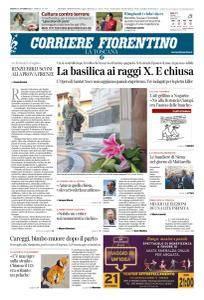 Corriere Fiorentino La Toscana - 21 Ottobre 2017