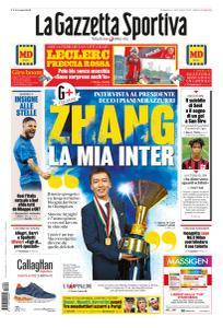 La Gazzetta dello Sport Nazionale - 6 Giugno 2021
