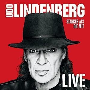 Udo Lindenberg - Stärker als die Zeit Live [Deluxe Edition] (2016)