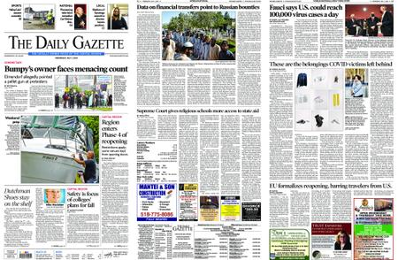 The Daily Gazette – July 01, 2020