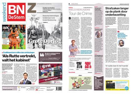 BN DeStem - Bergen op Zoom – 10 november 2018