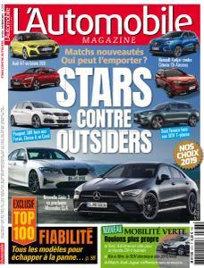 L'Automobile Magazine - Février 2019