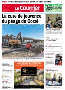 Le Courrier de l'Ouest Nord Anjou – 21 janvier 2020