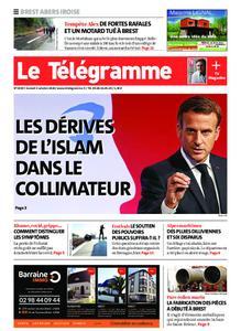 Le Télégramme Brest Abers Iroise – 03 octobre 2020