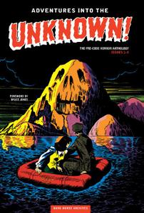 Dark Horse-Adventures Into The Unknown Archives Vol 01 2016 Hybrid Comic eBook