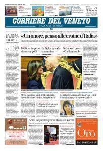 Corriere del Veneto Padova e Rovigo - 25 Marzo 2018