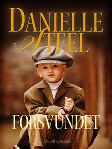 «Forsvundet» by Danielle Steel