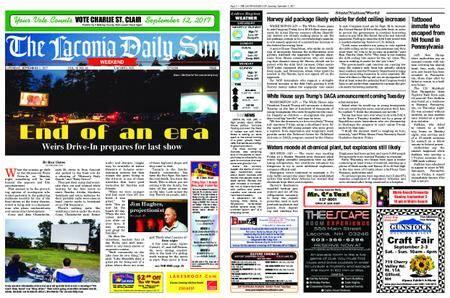 The Laconia Daily Sun – September 02, 2017