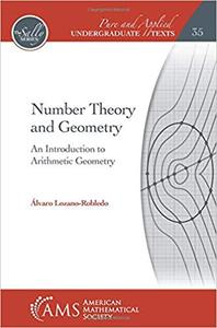 Number Theory and Geometry: An Introduction to Arithmetic Geometry (Pure and Applied Undergraduate Texts)