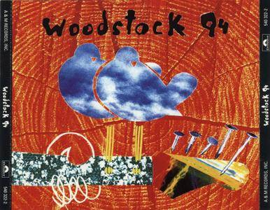 VA - Woodstock 94 (1994) 2CDs