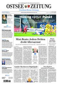 Ostsee Zeitung Wolgast - 04. Dezember 2018