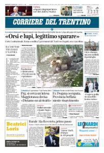 Corriere del Trentino – 17 luglio 2019