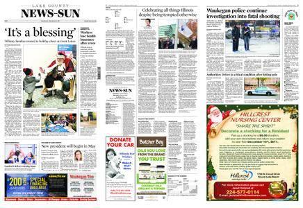 Lake County News-Sun – December 13, 2017