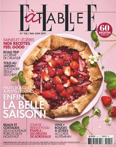 Elle à Table - mai 2019