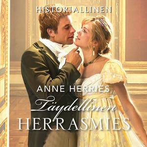 «Täydellinen herrasmies» by Anne Herries