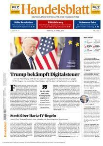Handelsblatt - 16. April 2018