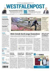 Westfalenpost Wetter - 04. Januar 2018