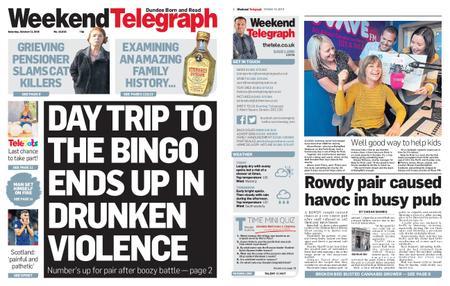 Evening Telegraph First Edition – October 12, 2019