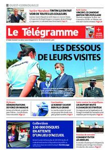 Le Télégramme Ouest Cornouaille – 07 mai 2021