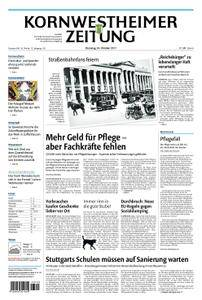 Kornwestheimer Zeitung - 24. Oktober 2017