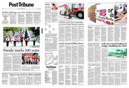 Post-Tribune – September 03, 2019