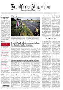 Frankfurter Allgemeine Zeitung F.A.Z. - 24. August 2018