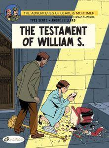 Blake  Mortimer 024 - The Testament of William S 2016