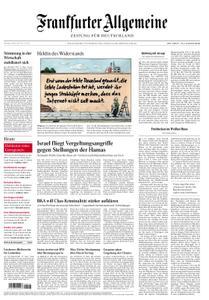 Frankfurter Allgemeine Zeitung F.A.Z. - 26. März 2019