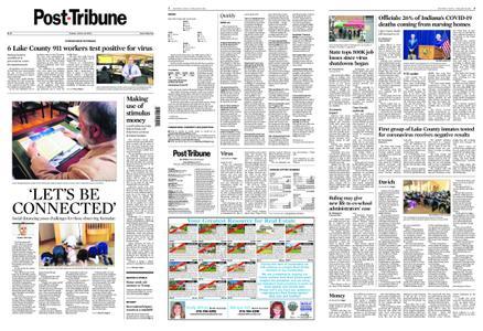 Post-Tribune – April 24, 2020