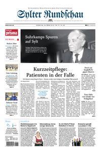 Sylter Rundschau - 26. März 2019