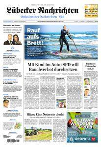 Lübecker Nachrichten Ostholstein Süd - 30. Mai 2018
