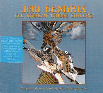 Jimi Hendrix - The Rainbow Bridge Concert (2002) 2CD Edition [Re-Up]