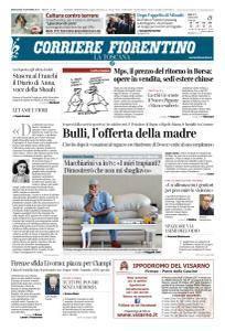 Corriere Fiorentino La Toscana - 25 Ottobre 2017