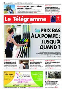 Le Télégramme Guingamp – 06 juin 2020