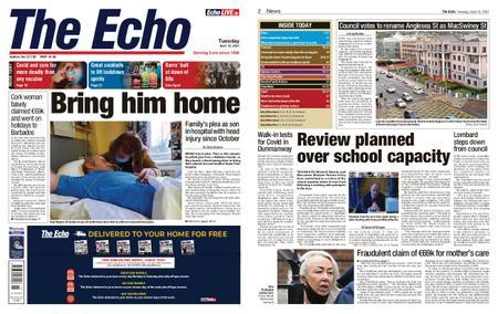 Evening Echo – April 13, 2021