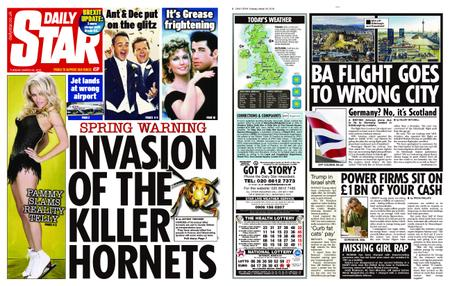 Daily Star – March 26, 2019
