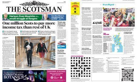 The Scotsman – December 15, 2017