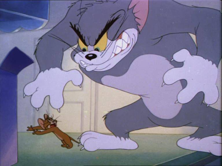 Tom and Jerry: Classic Collection. Volume 2 (1940-1945) [Re-Up]
