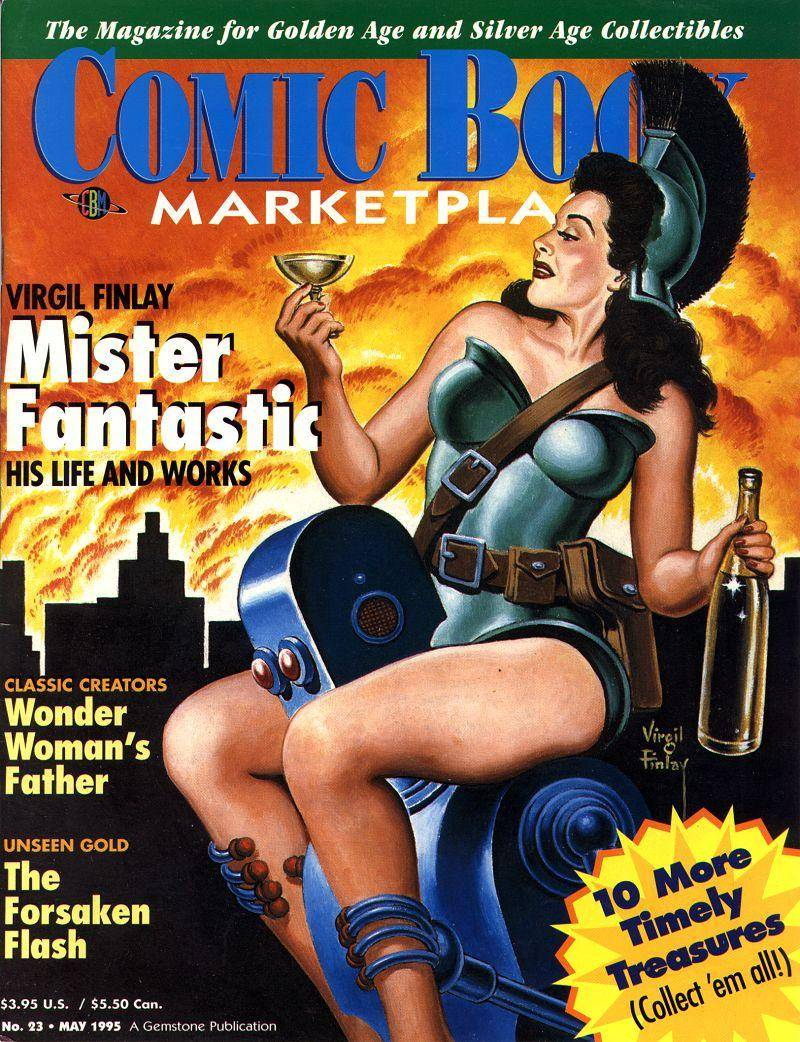 Comic Book Marketplace 023 1995