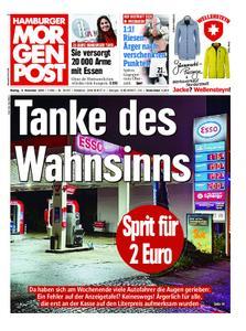 Hamburger Morgenpost – 04. November 2019
