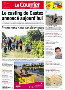 Le Courrier de l'Ouest Cholet – 06 juillet 2020