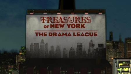 PBS Treasures of New York - The Drama League (2017)